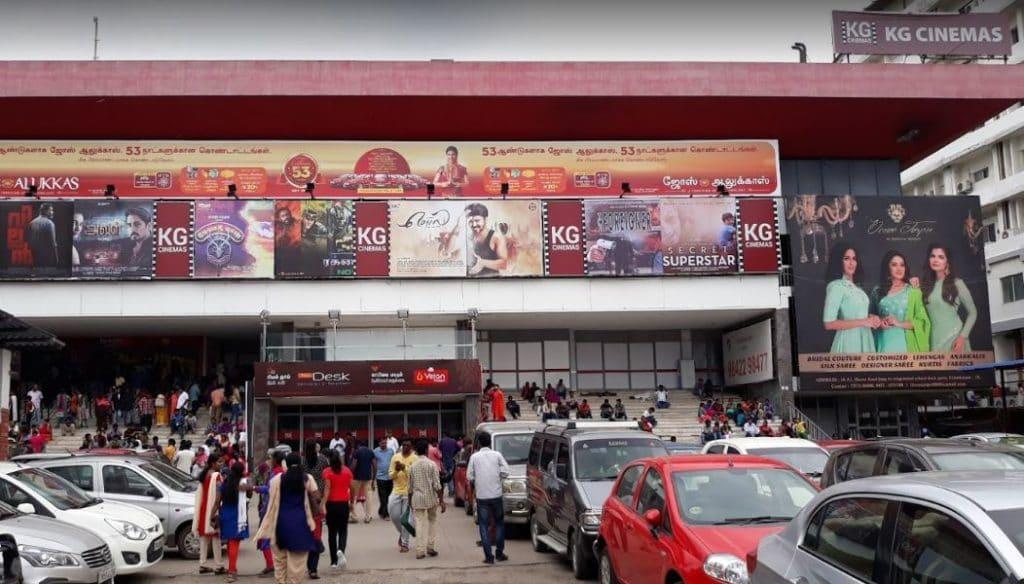 KG Cinemas