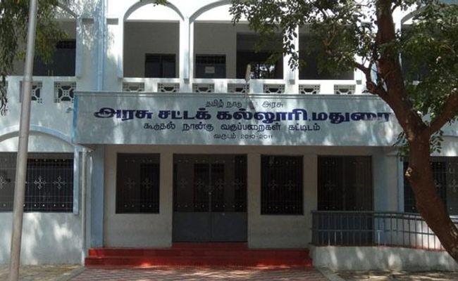Government Law College Madurai